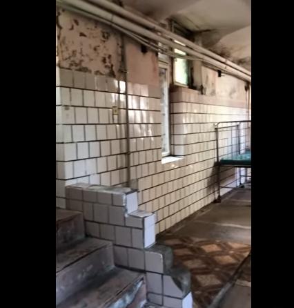 Умови в дитячій лікарні показали на відео.