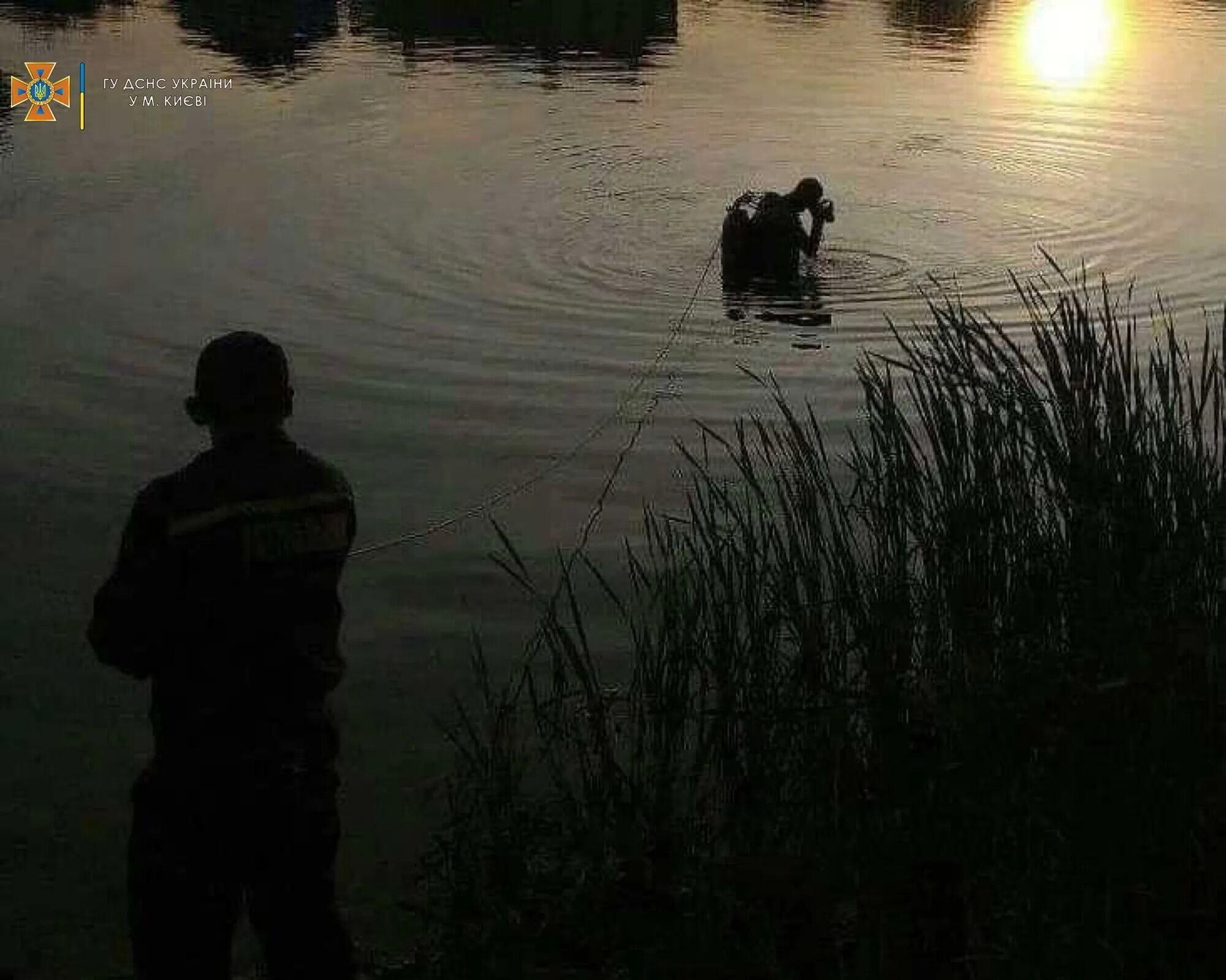Утонул уроженец Волынской области.