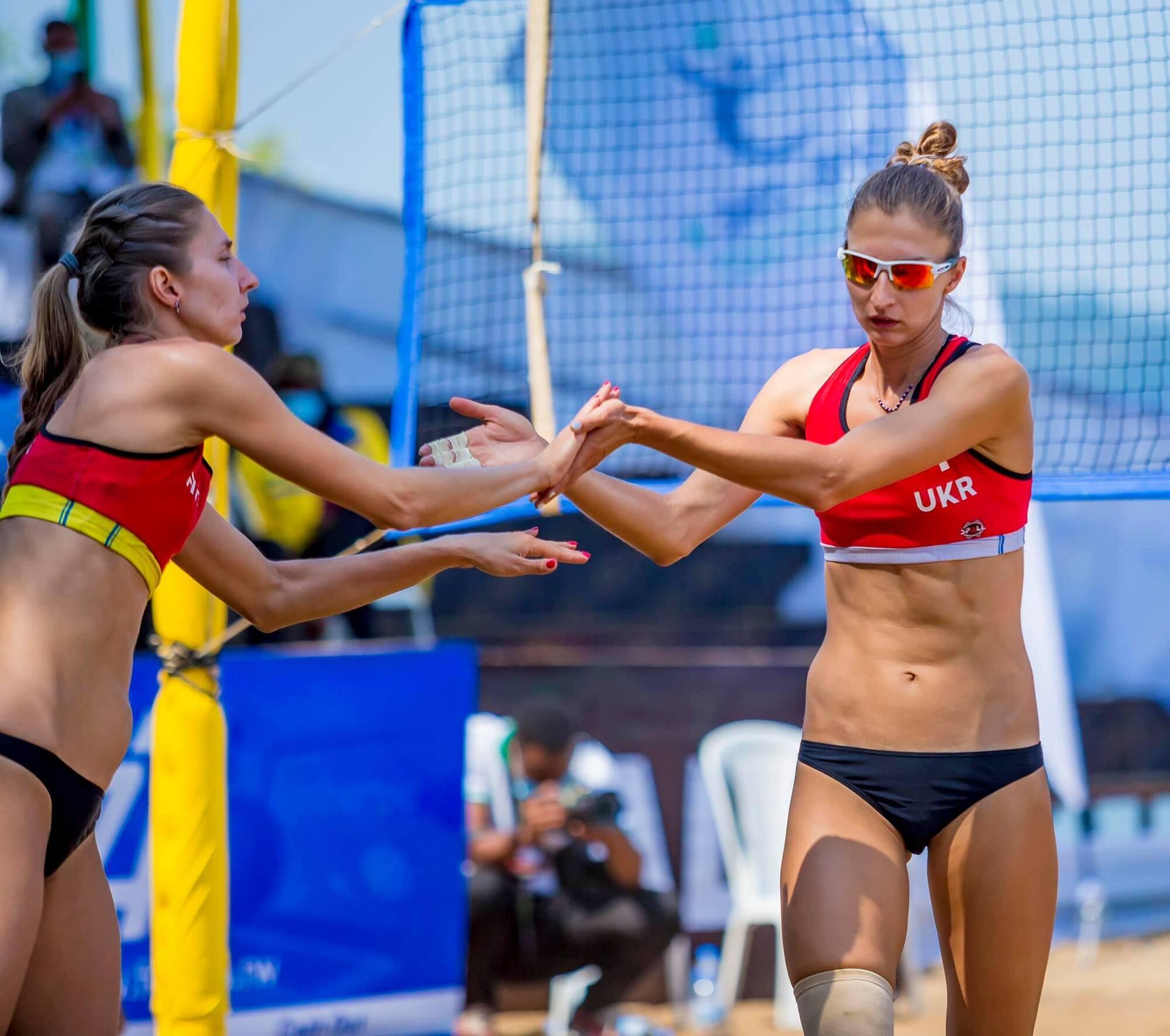 "Волейбольний турнір ""FIVB Beach Volleyball World Tour Rubavu""."