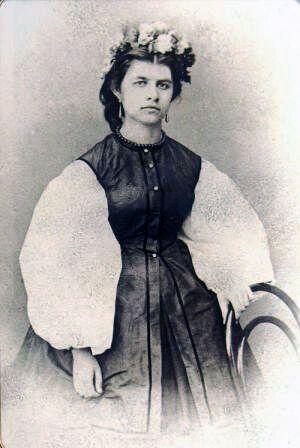 Ольга Драгоманова, 1867 рік
