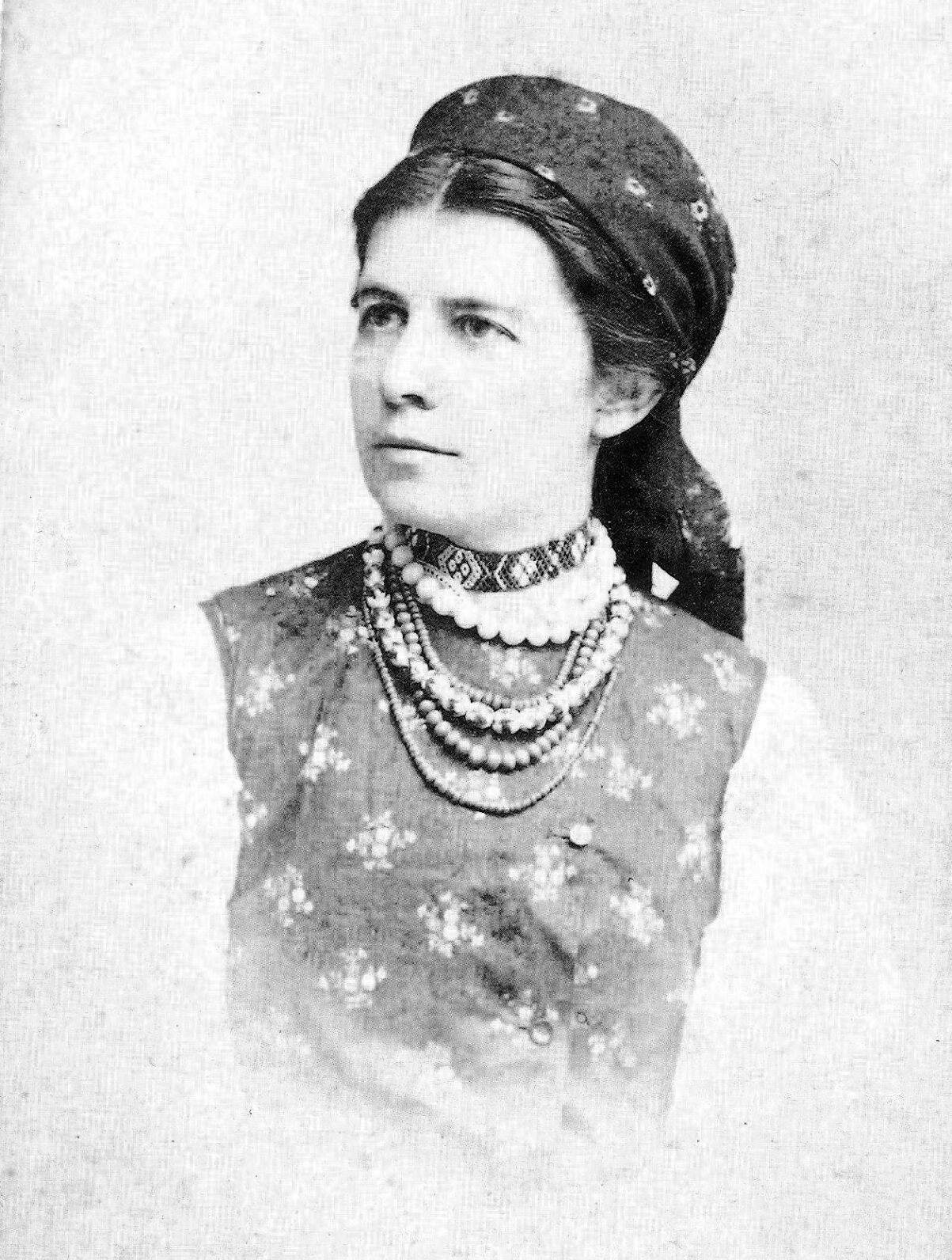Олена Пчілка, Відень, 1891 рік