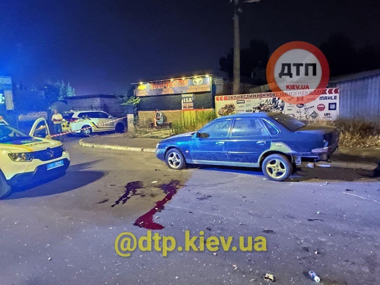 Девушка погибла в машине скорой помощи