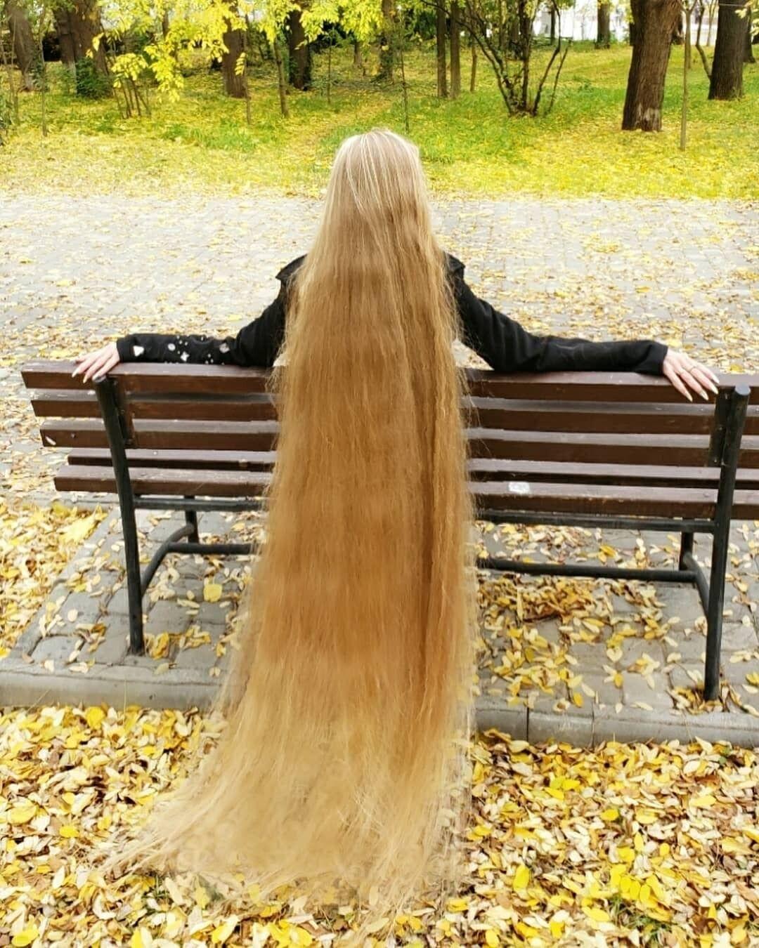 Волосы Алены Кравченко