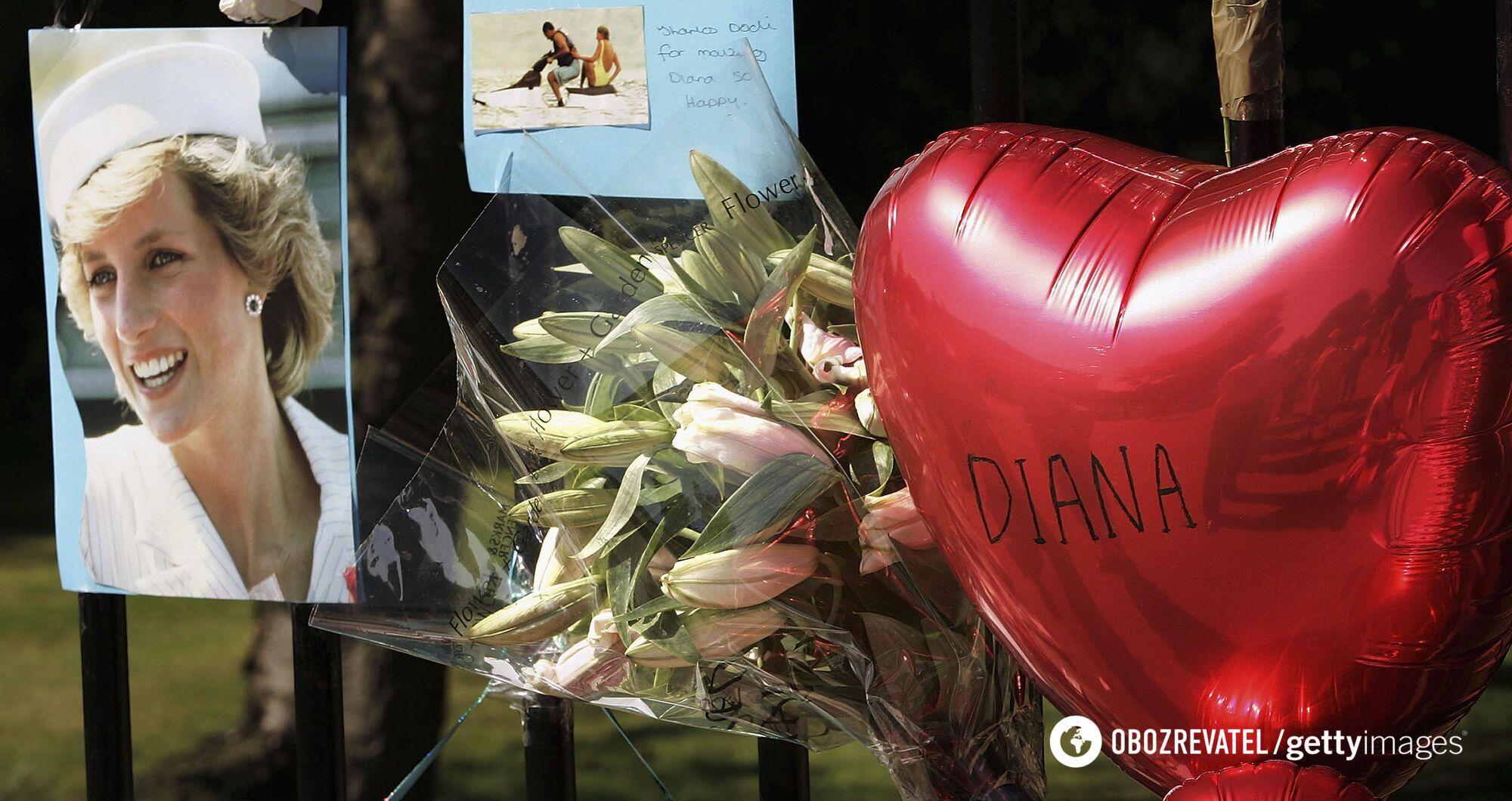 Принцеса Діана загинула в Парижі 1997 року