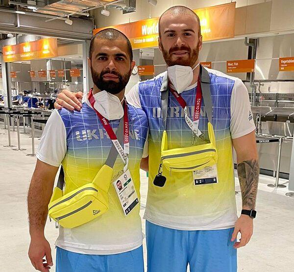 Украинские олимпийцы в Токио.