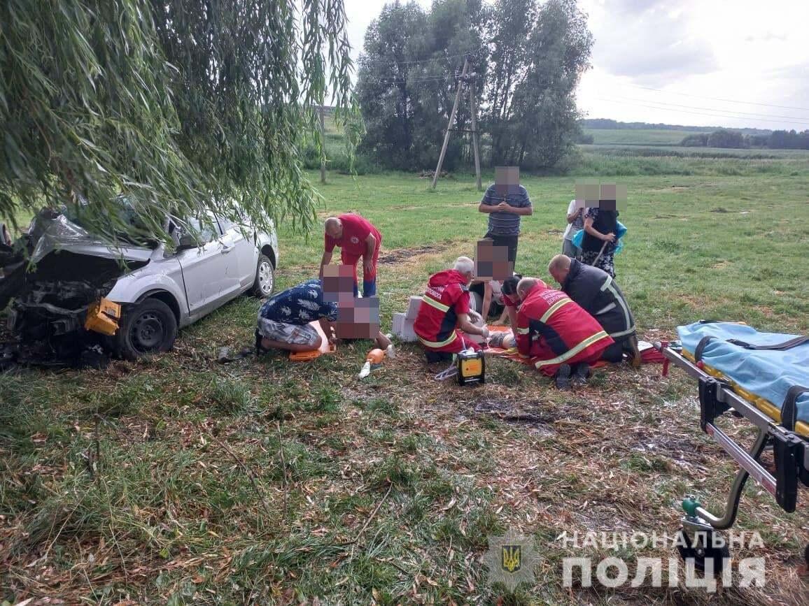 Андриане оказывали помощь на месте, но спасти не смогли