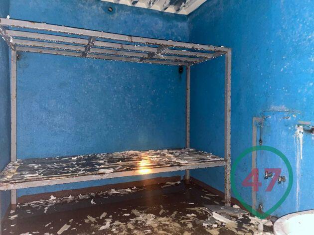 Под Петербургом обнаружили частную подземную тюрьму с крематорием. Фото