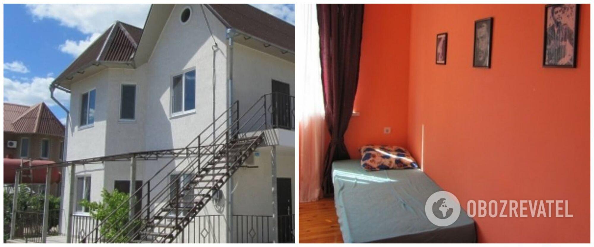 """Апартаменти """"Малібу"""" в Степку й кімната класу економ"""