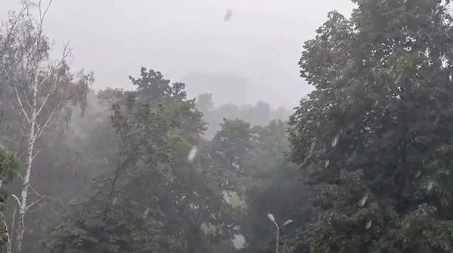 Непогода в Харькове