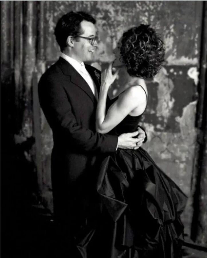 Свадьба Сары Джессики Паркер с Мэтью Бродериком в 1997 году