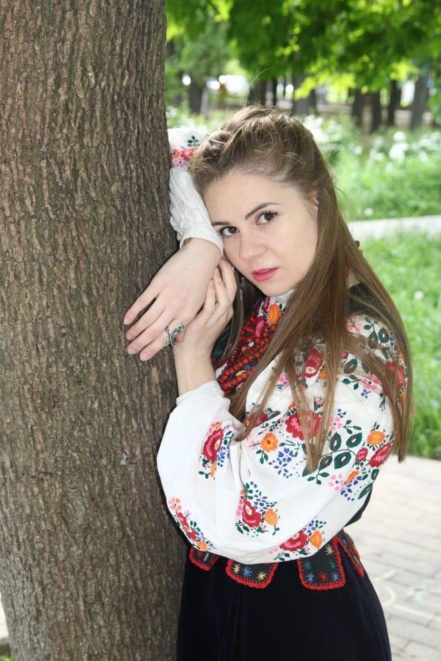 Вікторія Юхимець.