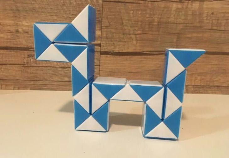 Кубик-рубик родом из СССР.