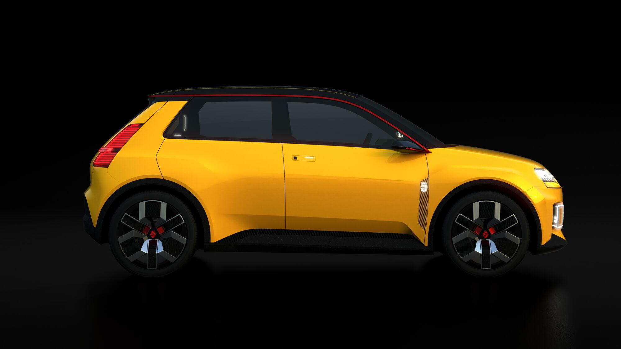 Поклонников исторического наследия марки ожидает реинкарнация сразу двух легендарных моделей прошлого – Renault 5 и Renault 4