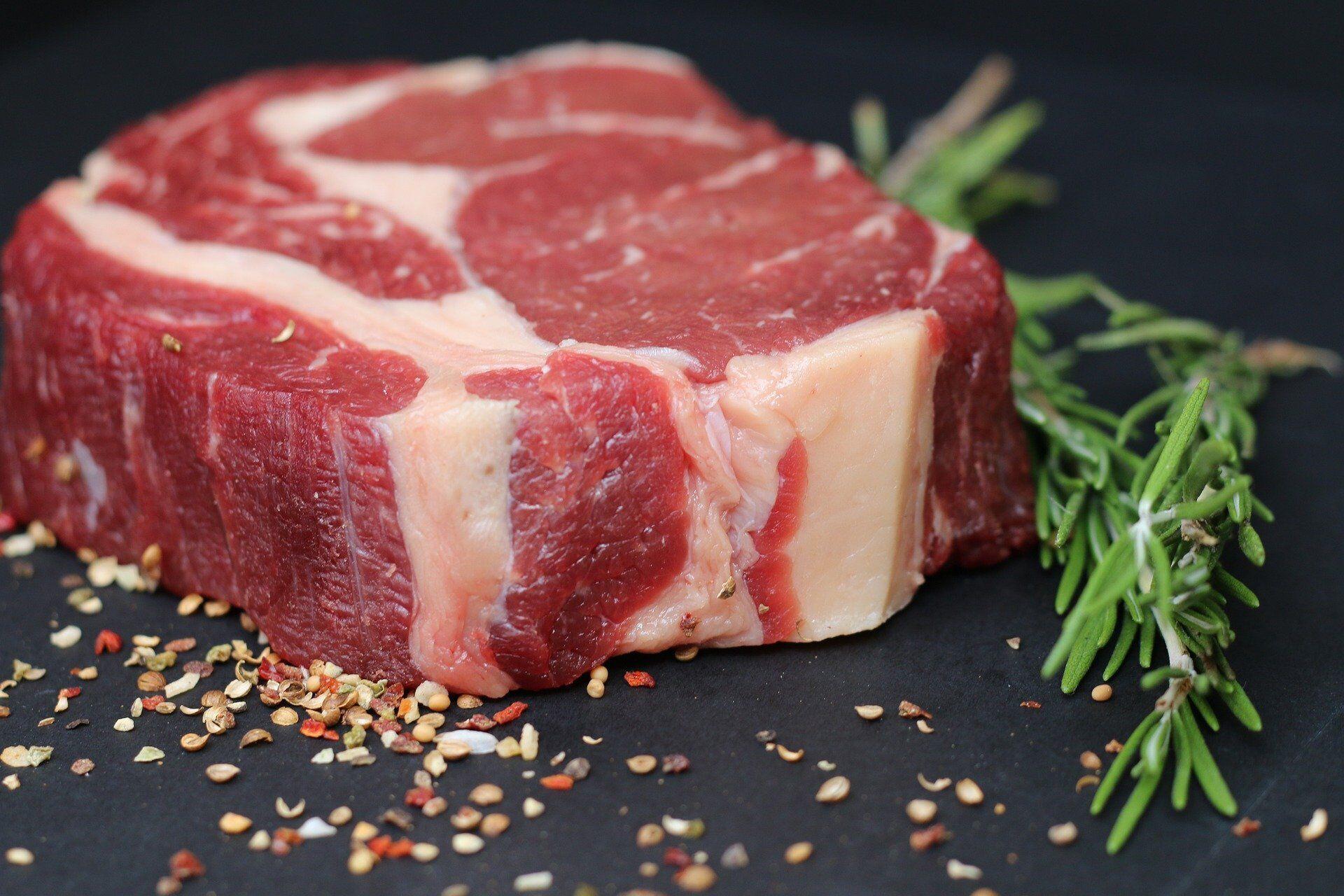 Не маринуйте м'ясо більше 20 хвилин