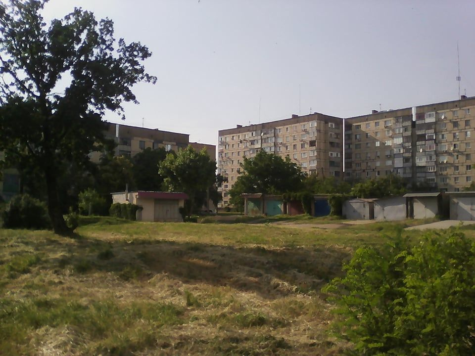 Район Покрова, де мешкає родина Огли