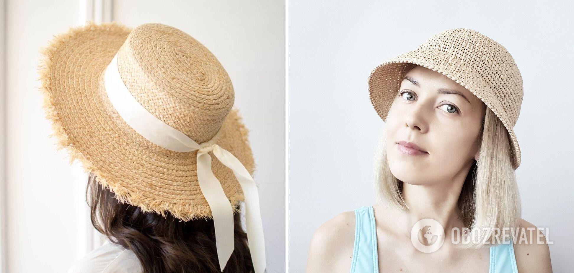 Важно не забыть шляпу в отпуск.