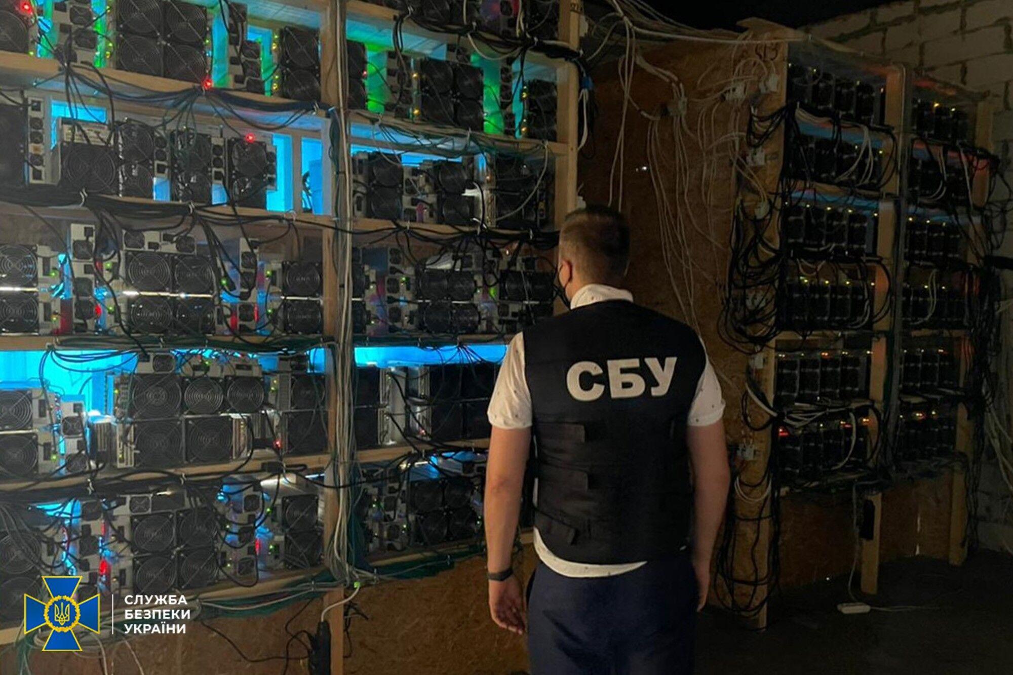 СБУ викрила злочинну схему криптовалютників.