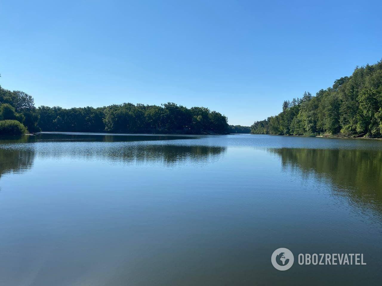 Северский Донец – самая крупная и самая живописная река восточной Украины