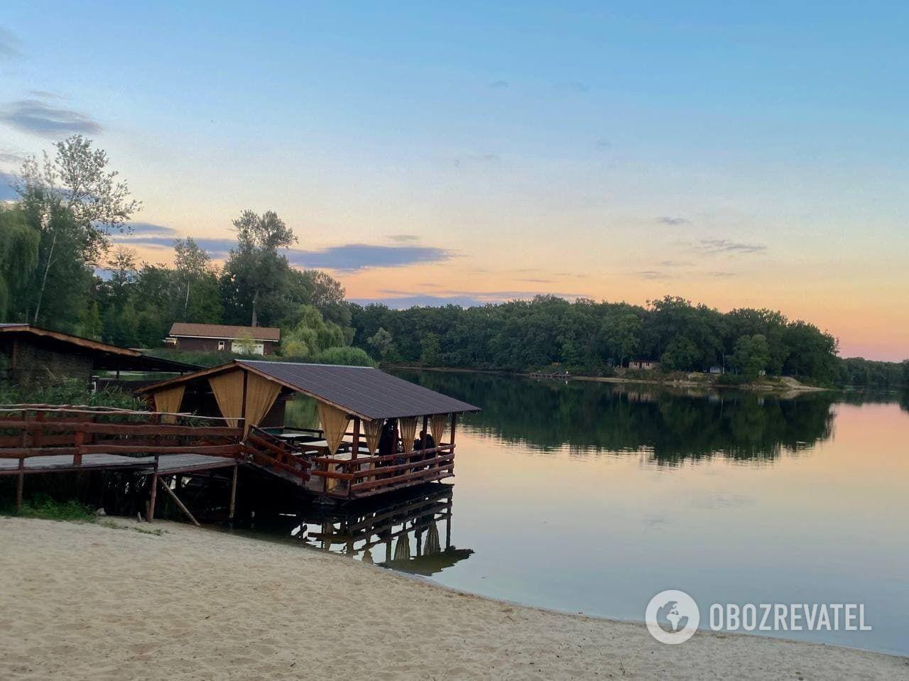Коробовы хутора – излюбленное место отдыха для многих туристов