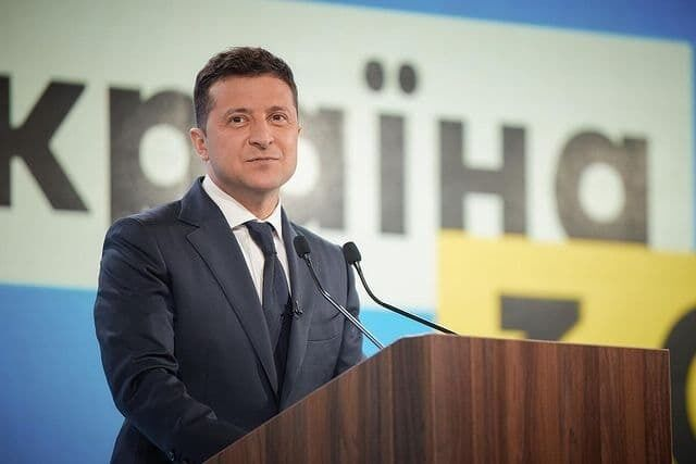 Зеленский – президент Украины
