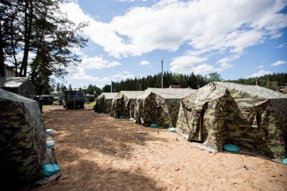 Лагерь для изоляции нелегалов