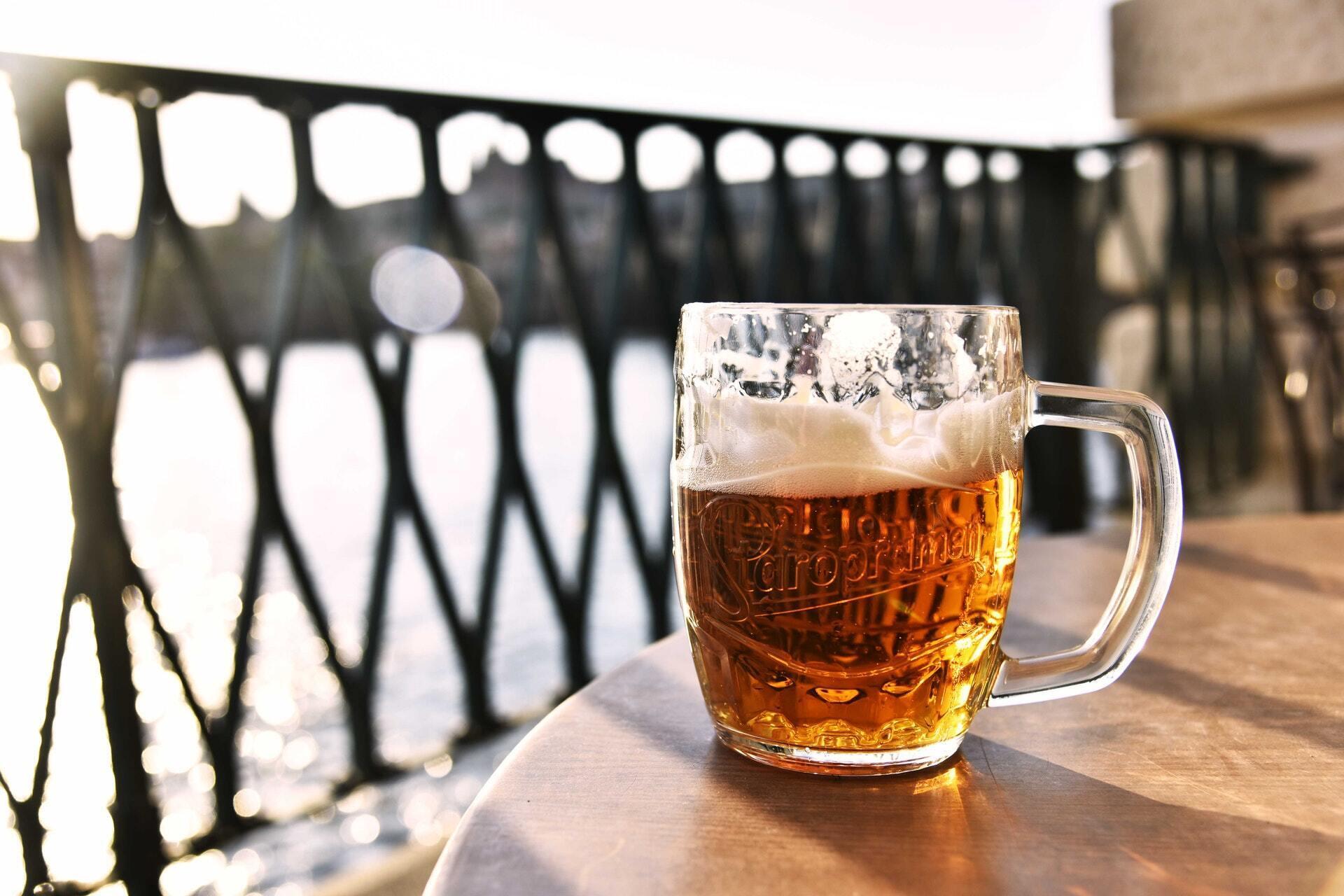 Из пива получится отличный кляр