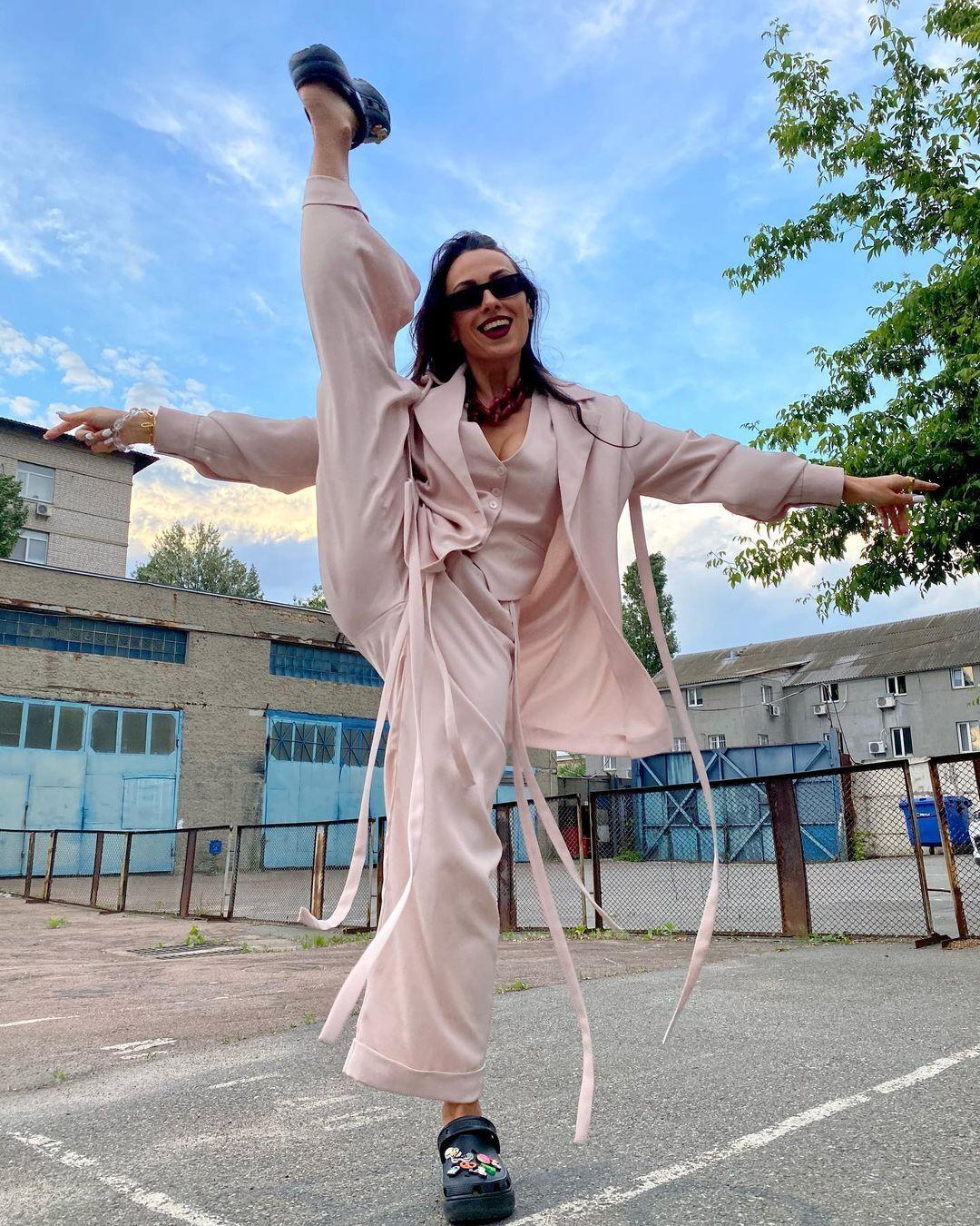 35-річна співачка Анастасія Кумейко