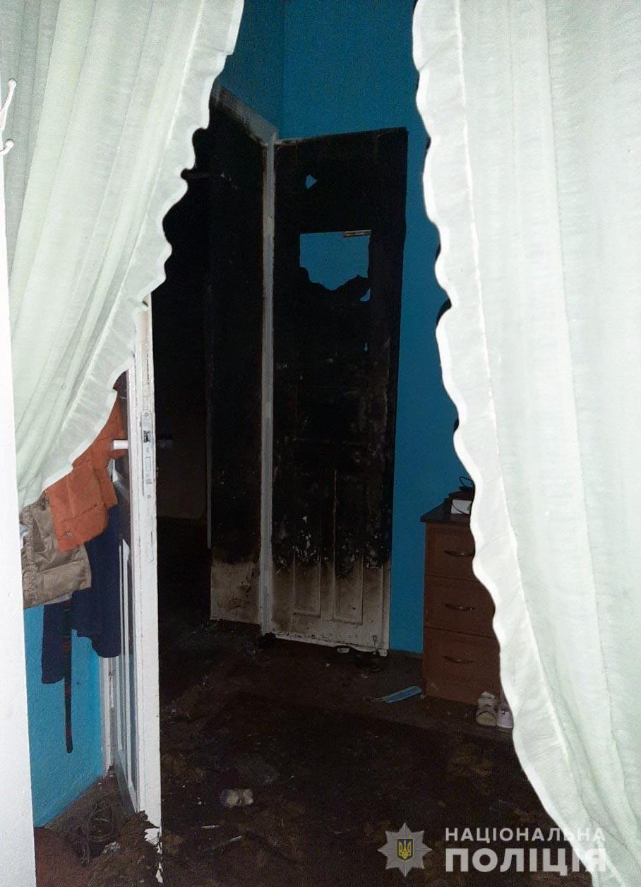 У будинку в момент підпалу перебувала 4-річна дитина.