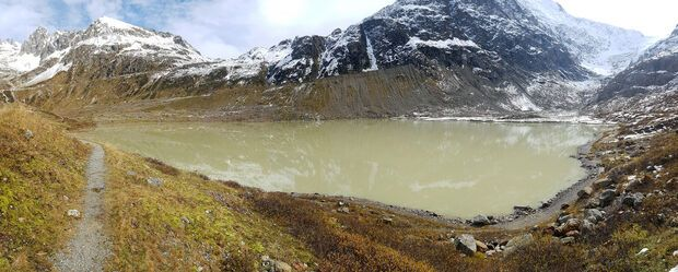Зміни клімату спричиняють танення льодовиків гірського хребта