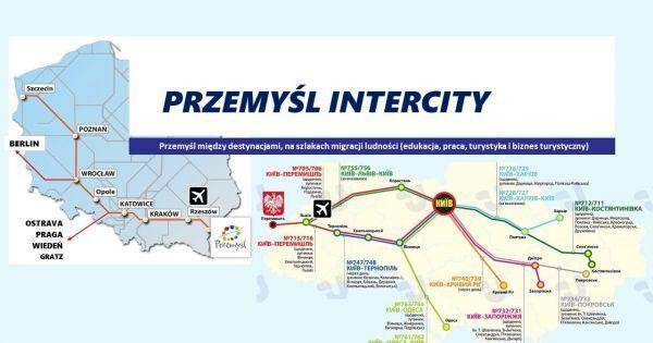 В Польше выступают за восстановление ж/д сообщения с Украиной