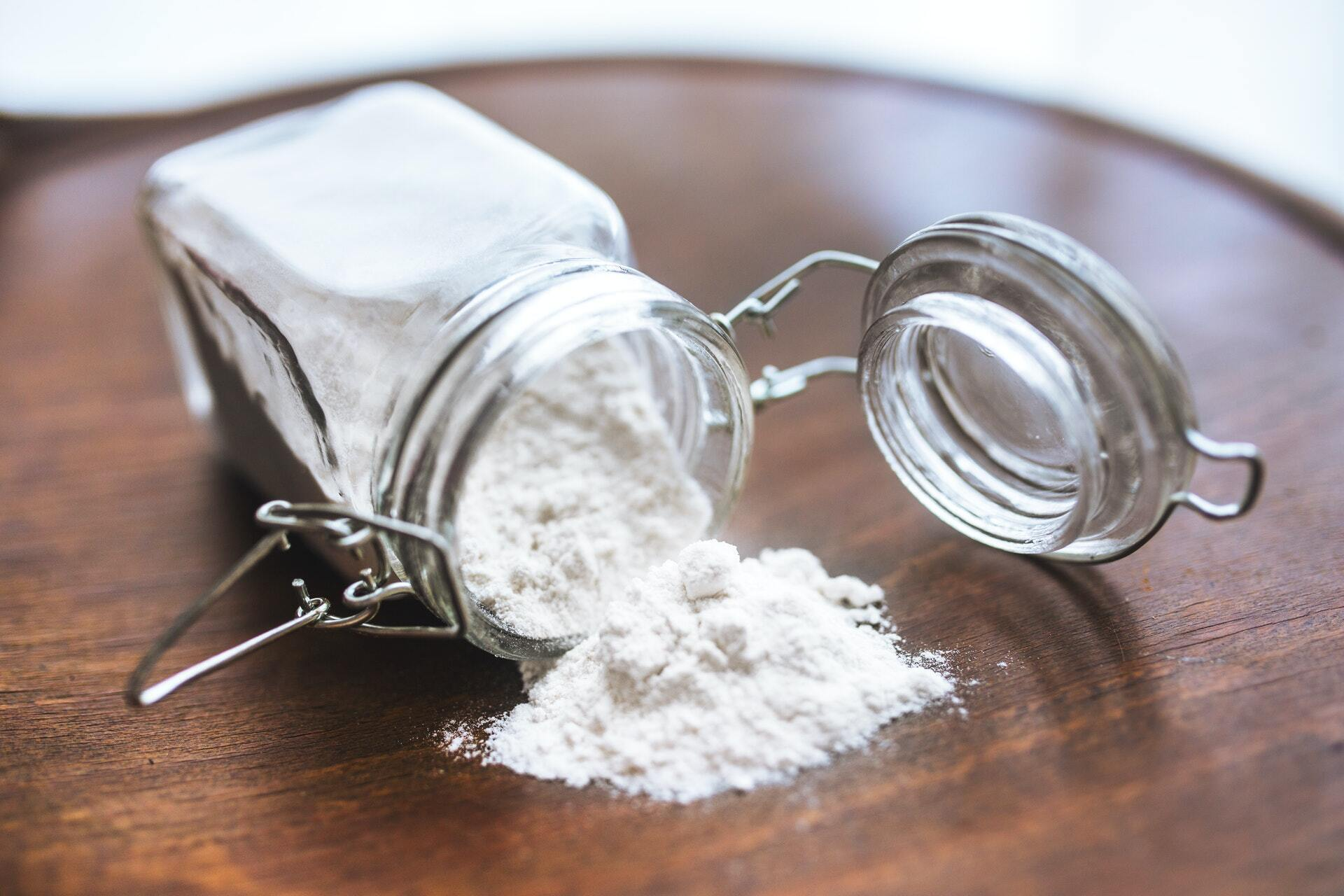 Мука – главный ингредиент для кляра