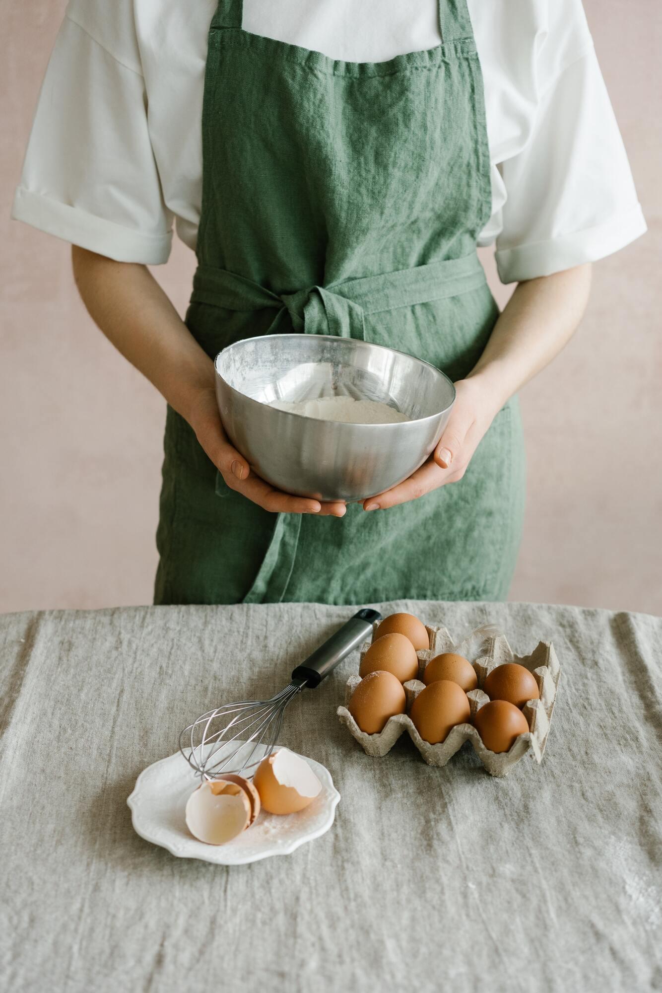 Как приготовить домашний кляр