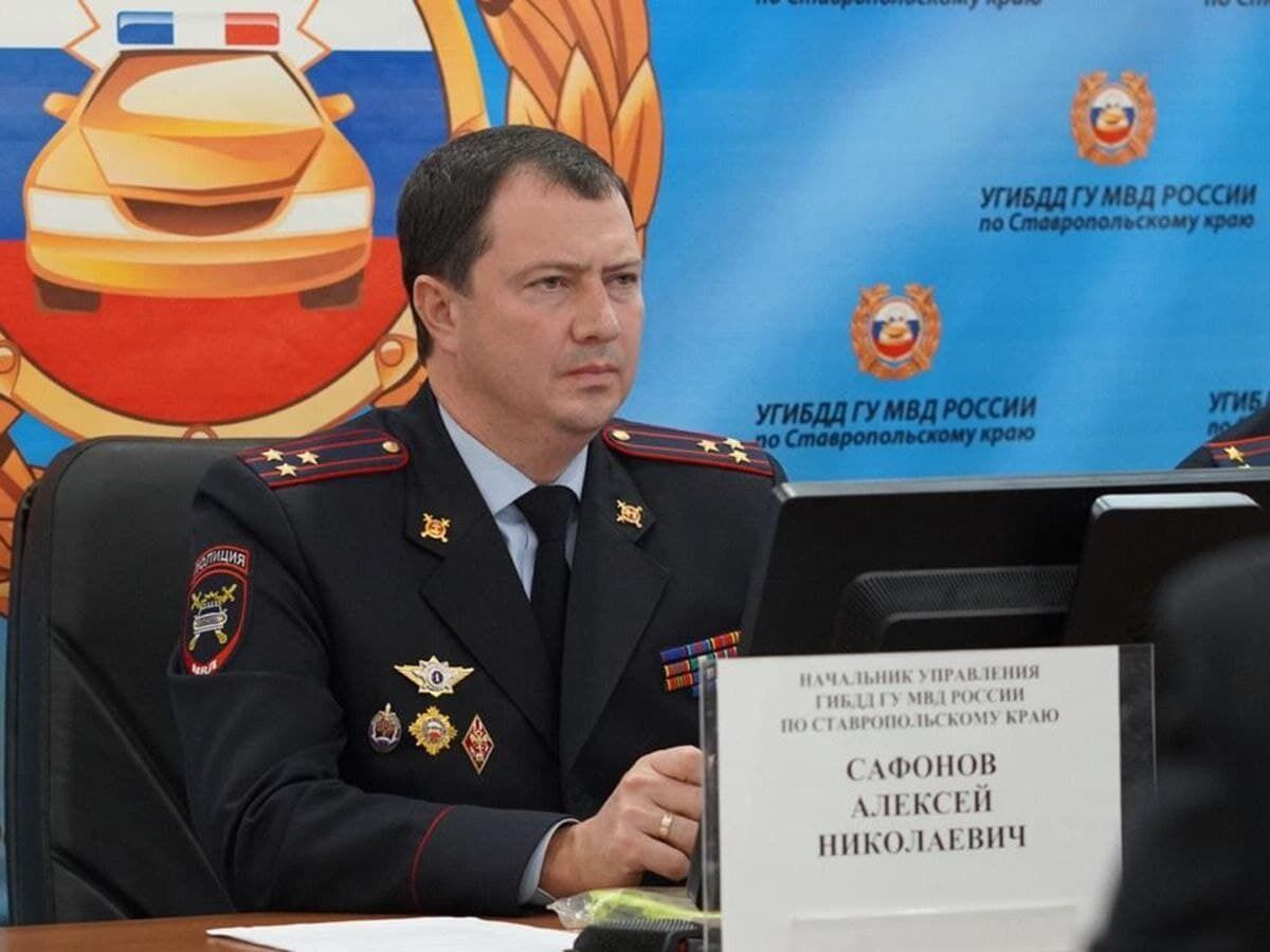 Алексей Сафронов.