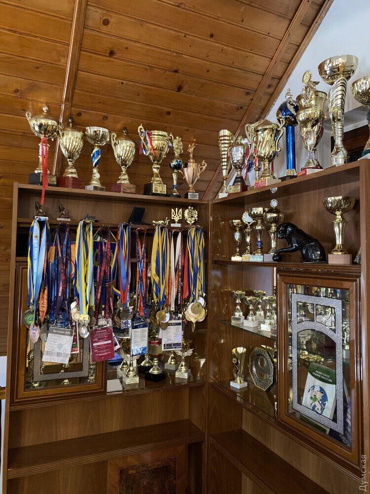 Спортивные награды Закариева