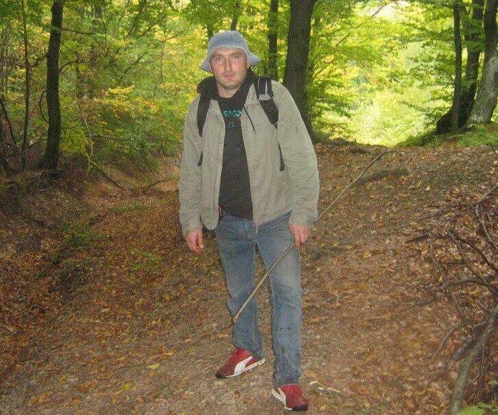 Игорь Гарбыч погиб на улицах родного города.