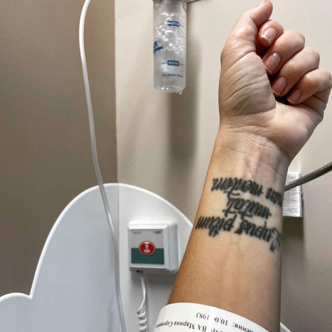 МакSим у лікарні