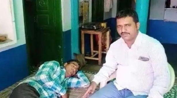 42-річний Пухарама, який постійно спить