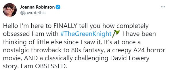 """В США показали фэнтези """"Легенда о Зеленом рыцаре"""": первые реакции западной прессы"""