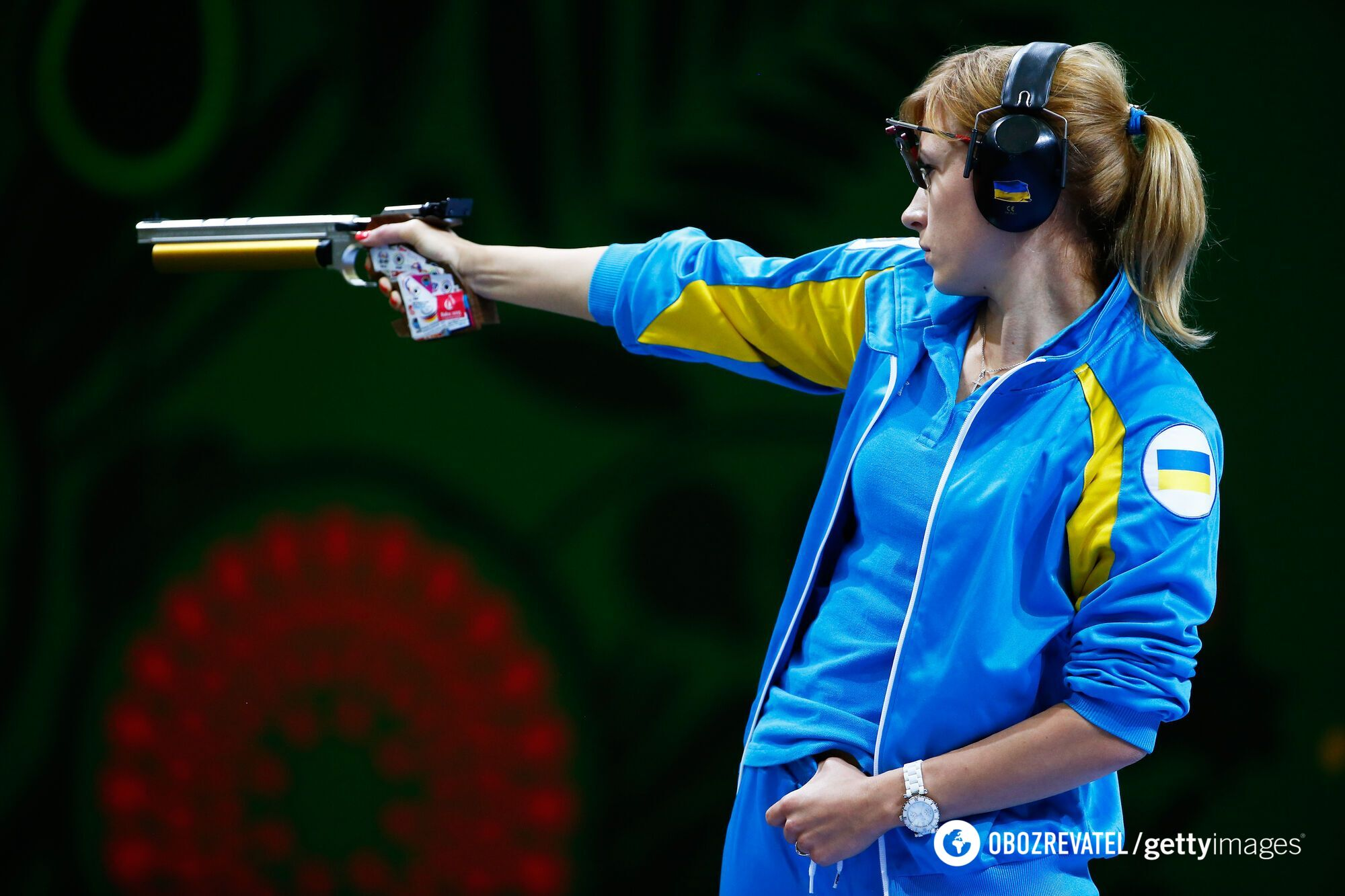 Елена Костевич на соревнованиях