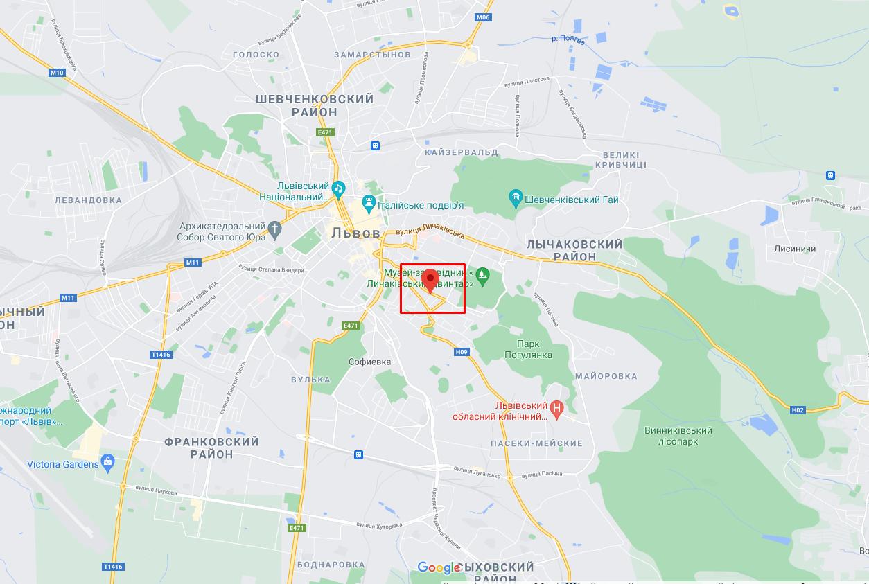 Преступление было совершено на улице Днепровская.