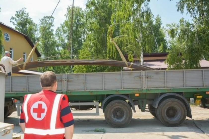 """""""Метинвест"""" помог Красному Кресту отремонтировать историческое здание в центре Киева"""