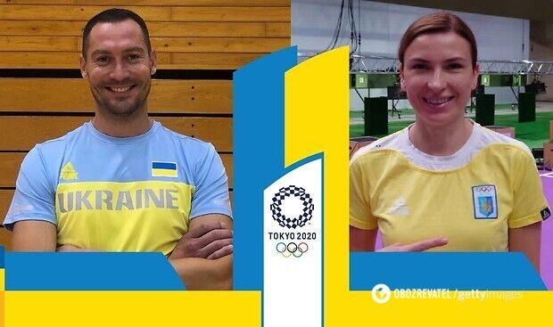 Богдан Никишин и Елена Костевич понесут флаг Украины