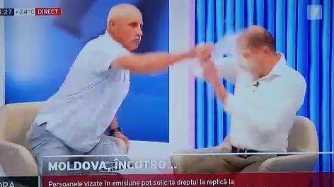 Драка Косована и Тофилатом.