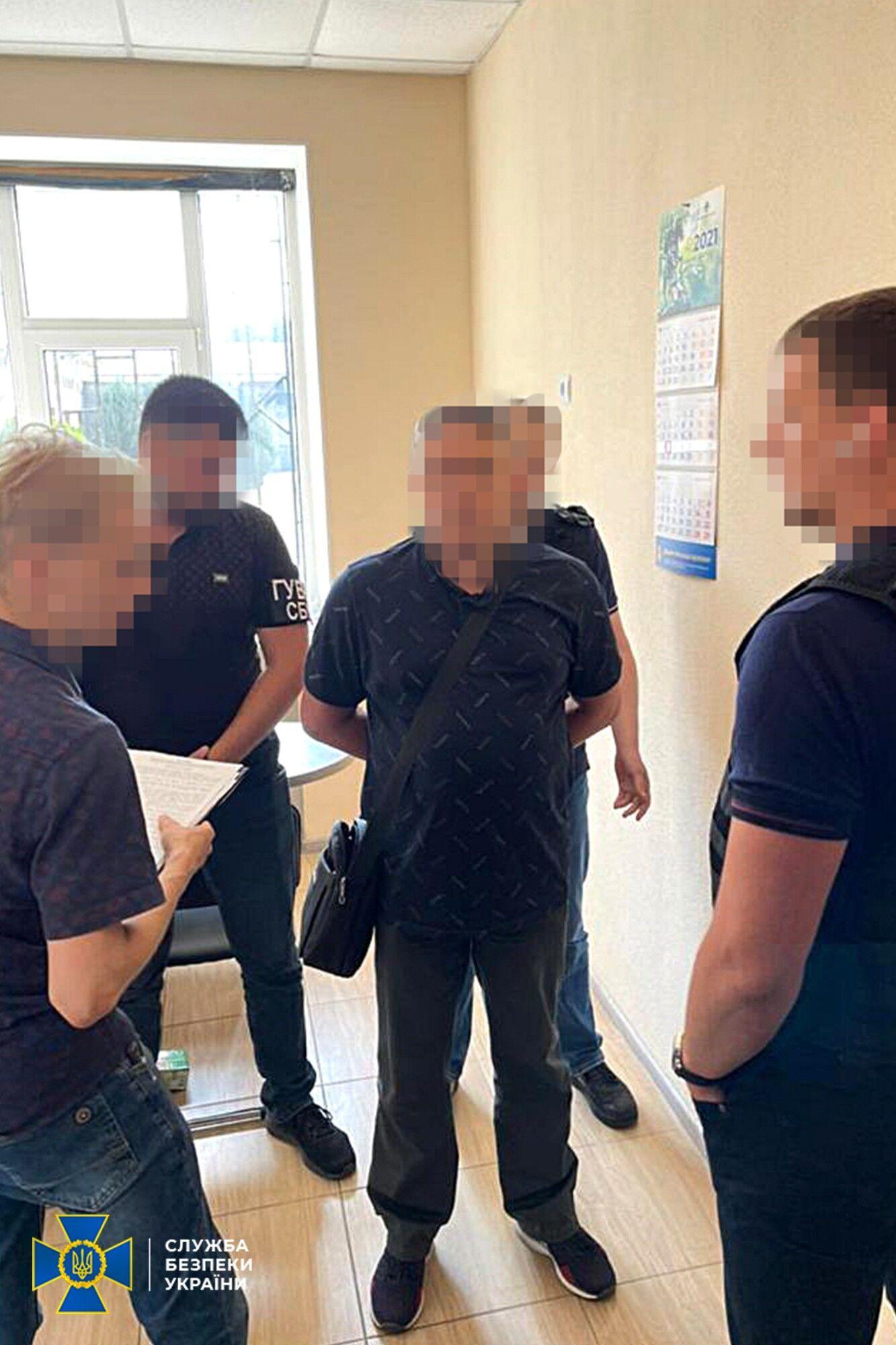 СБУ затримала російського агента