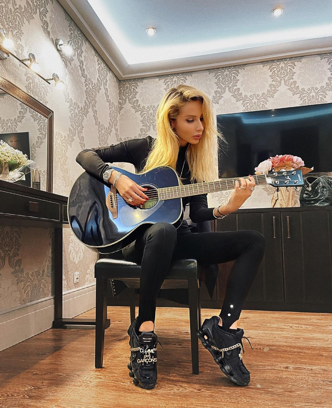 Украинская певица Светлана Лобода