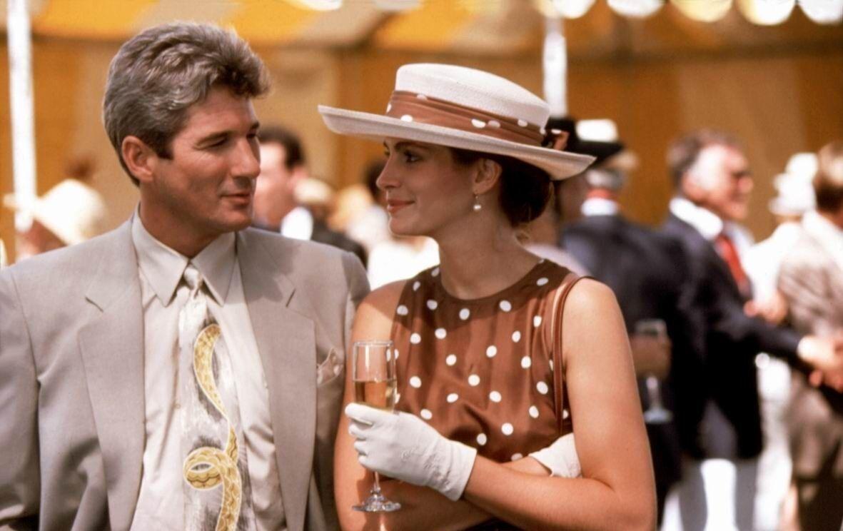 Красуня – фільм-легенда, завдяки якому імена Джулії Робертс і Річарда Гіра стали відомі в усьому світі