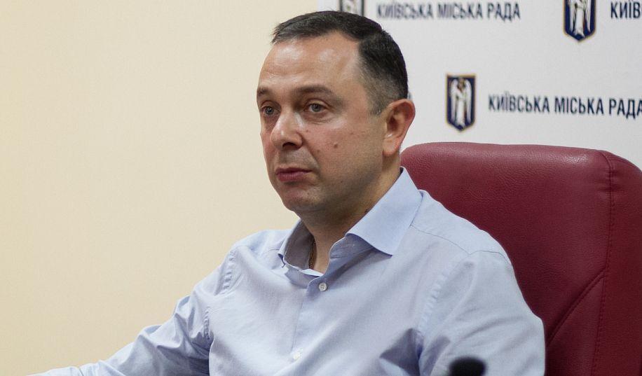 Министр спорта Украины Вадим Гутцайт.