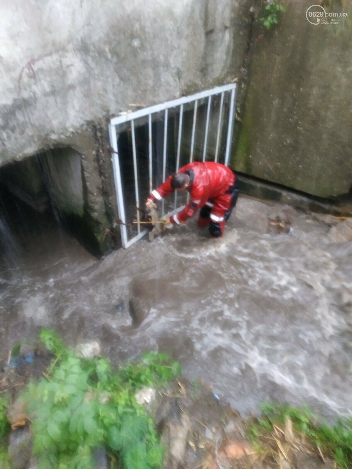 Спасатели с самого утра очищают тюбинги