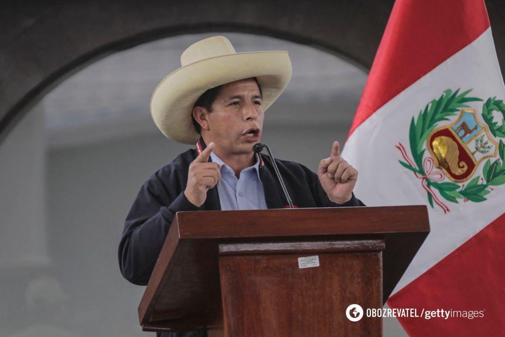 Это первый бедный президент Перу