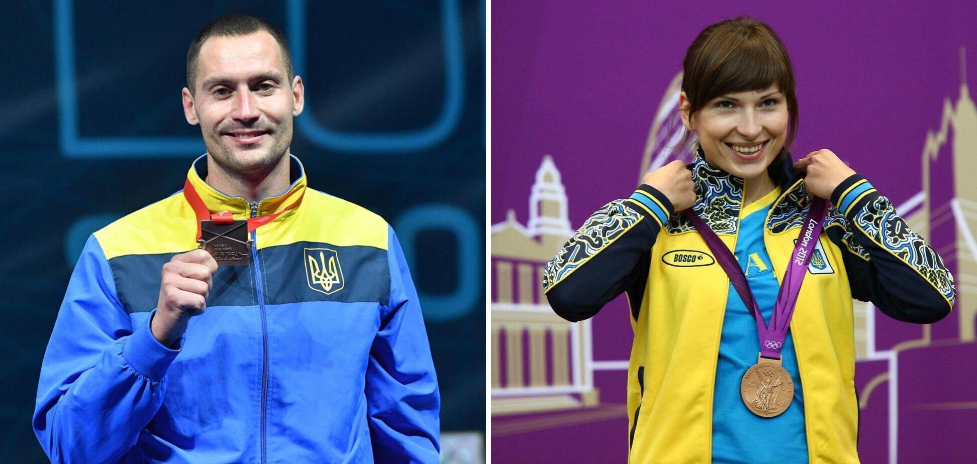 Богдан Никишин и Елена Костевич